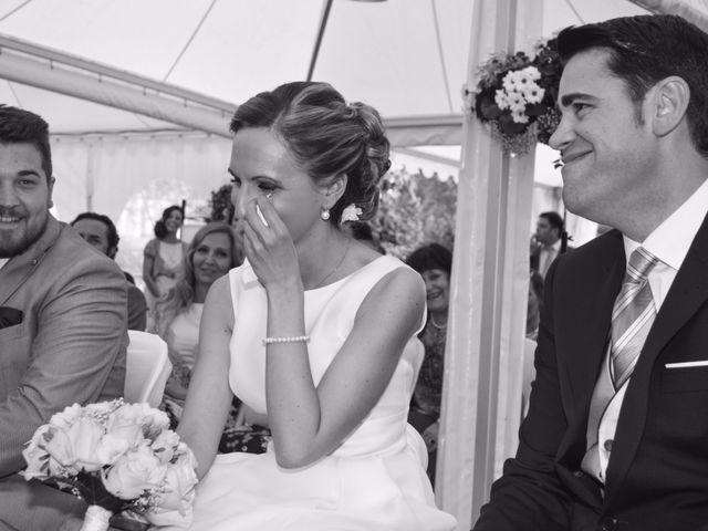 La boda de Jon y Sandra en Lezama, Álava 15