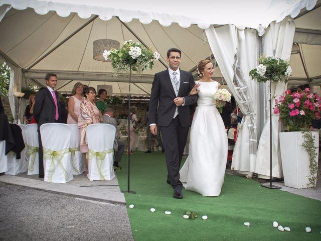 La boda de Jon y Sandra en Lezama, Álava 20