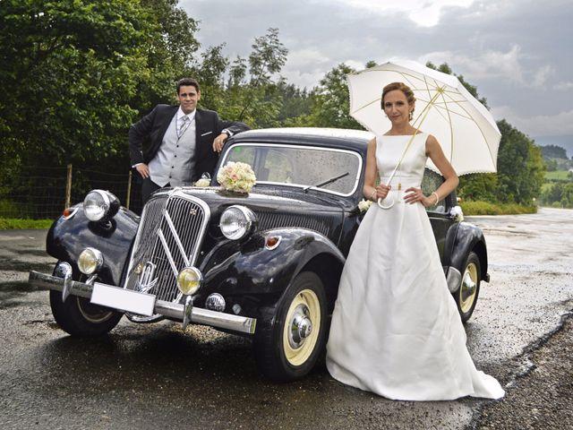 La boda de Jon y Sandra en Lezama, Álava 28