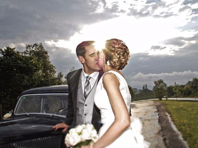 La boda de Jon y Sandra en Lezama, Álava 31