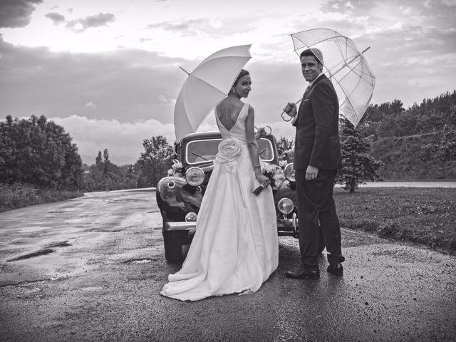 La boda de Jon y Sandra en Lezama, Álava 33