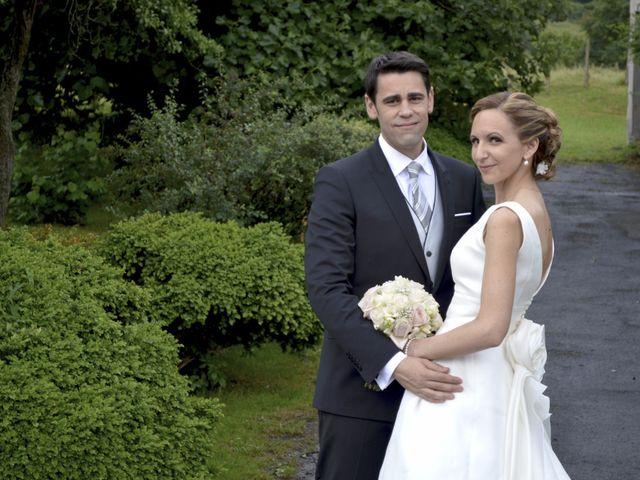 La boda de Jon y Sandra en Lezama, Álava 34