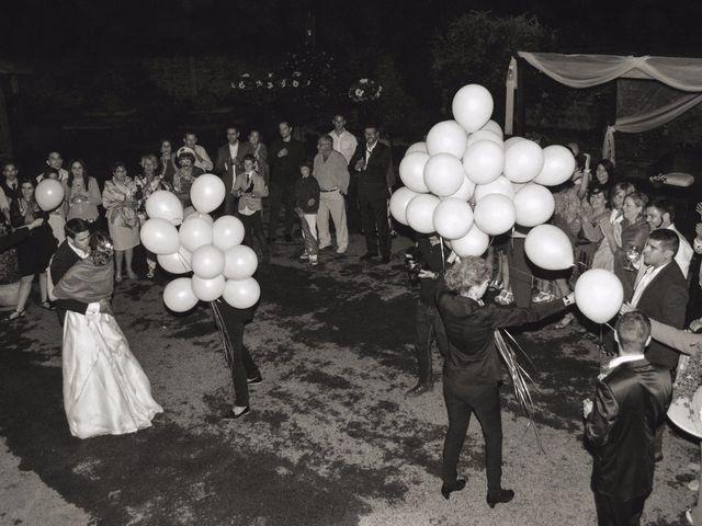 La boda de Jon y Sandra en Lezama, Álava 51