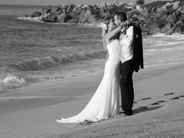 La boda de Raquel y Marc