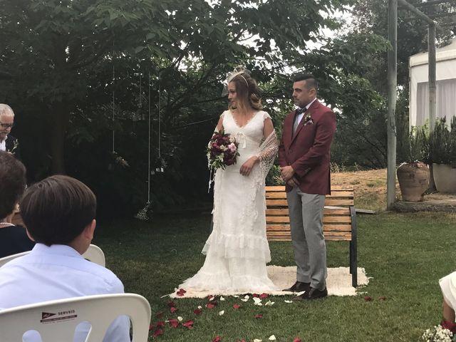 La boda de Lidia y Santi