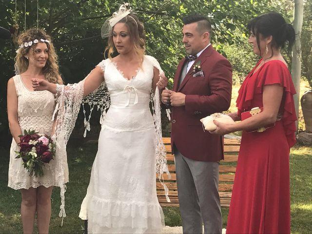 La boda de Santi y Lidia en Castellnou De Bages, Barcelona 3