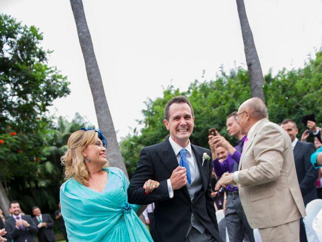 La boda de Juan y Noemi en Puerto De La Cruz, Santa Cruz de Tenerife 15