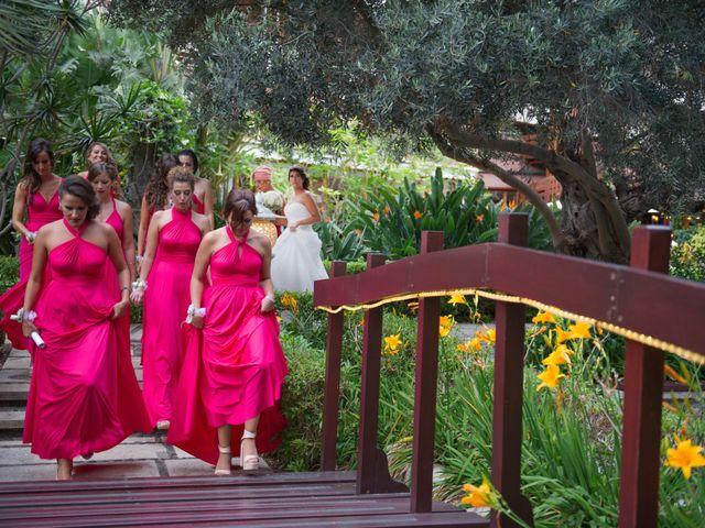 La boda de Juan y Noemi en Puerto De La Cruz, Santa Cruz de Tenerife 16