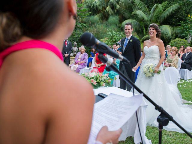 La boda de Juan y Noemi en Puerto De La Cruz, Santa Cruz de Tenerife 19