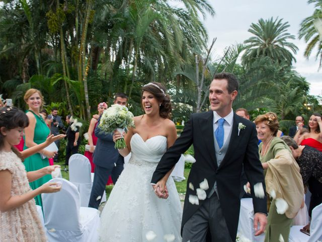 La boda de Juan y Noemi en Puerto De La Cruz, Santa Cruz de Tenerife 23