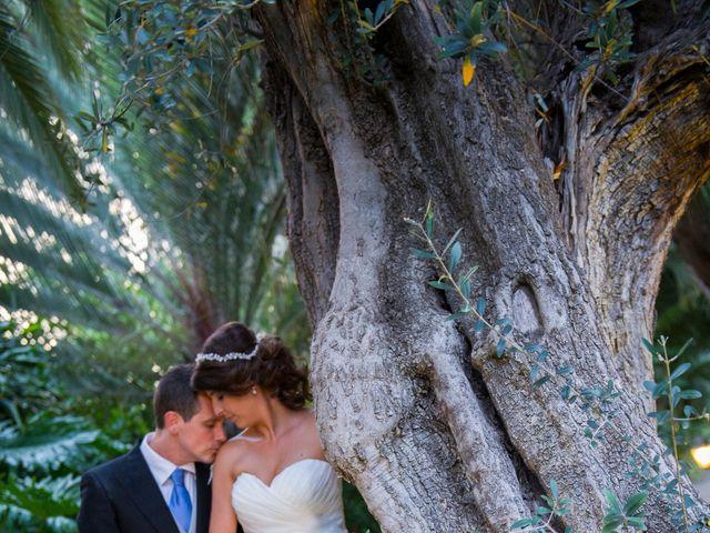 La boda de Juan y Noemi en Puerto De La Cruz, Santa Cruz de Tenerife 25