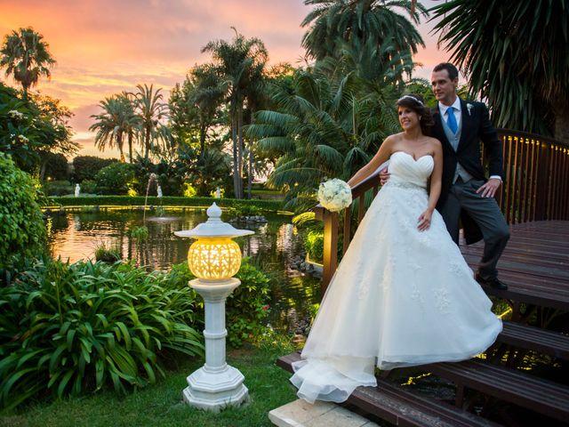 La boda de Noemi y Juan