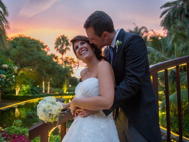La boda de Juan y Noemi en Puerto De La Cruz, Santa Cruz de Tenerife 26