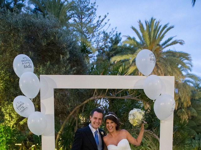 La boda de Juan y Noemi en Puerto De La Cruz, Santa Cruz de Tenerife 27