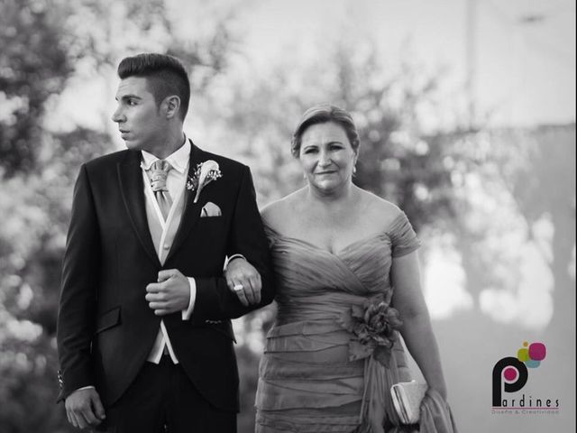 La boda de Carlos y Alba  en Alacant/alicante, Alicante 13
