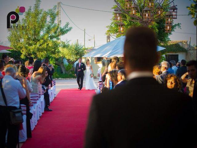La boda de Carlos y Alba  en Alacant/alicante, Alicante 14