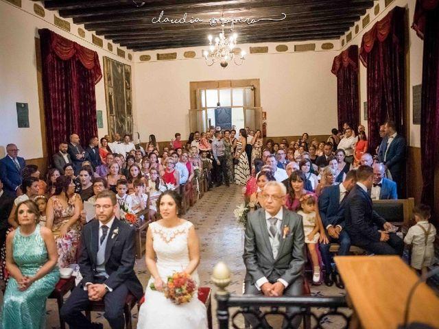 La boda de Jose y Sonia en Elx/elche, Alicante 16