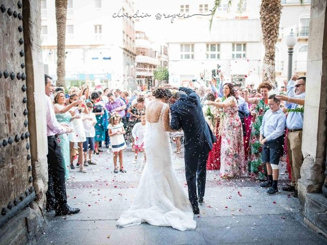 La boda de Jose y Sonia en Elx/elche, Alicante 19