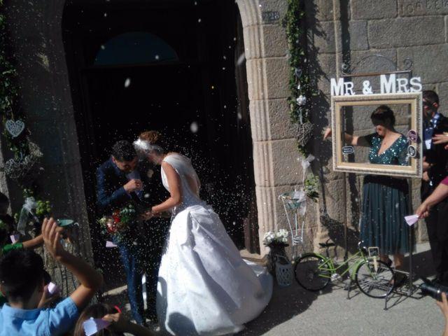 La boda de Juan Manuel y Almudena en Vigo, Pontevedra 1