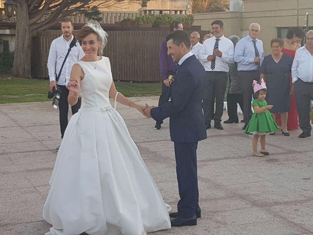 La boda de Juan Manuel y Almudena en Vigo, Pontevedra 2