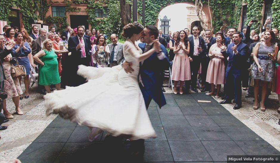 La boda de María y Jose en Sevilla, Sevilla
