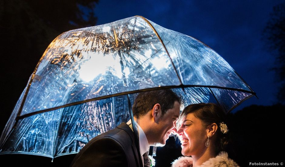 La boda de Alberto y Elena en Batres, Madrid