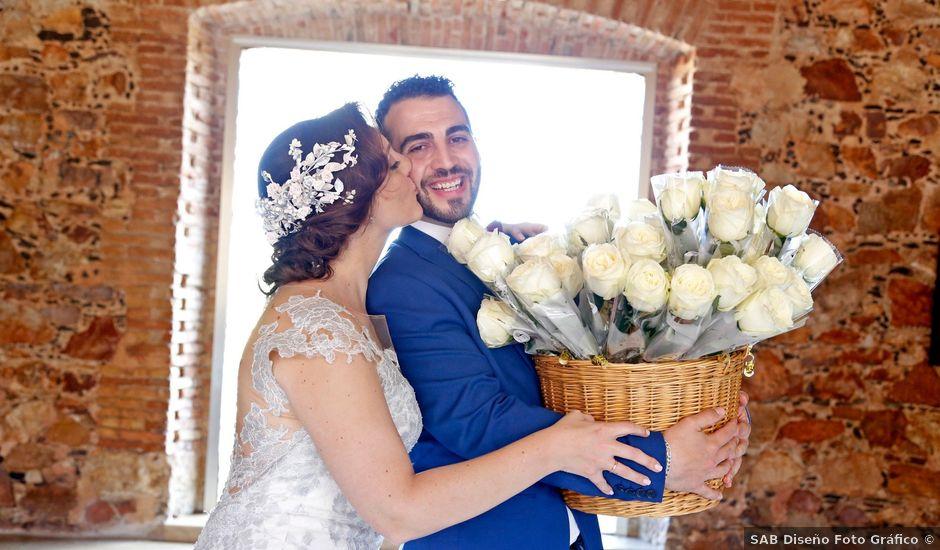 La boda de Roberto y Helena en Ballesteros De Calatrava, Ciudad Real