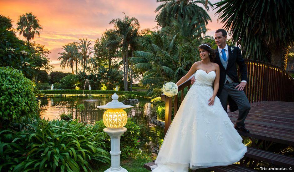La boda de Juan y Noemi en Puerto De La Cruz, Santa Cruz de Tenerife