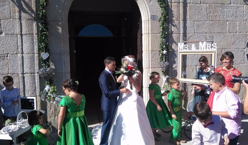 La boda de Juan Manuel y Almudena en Vigo, Pontevedra
