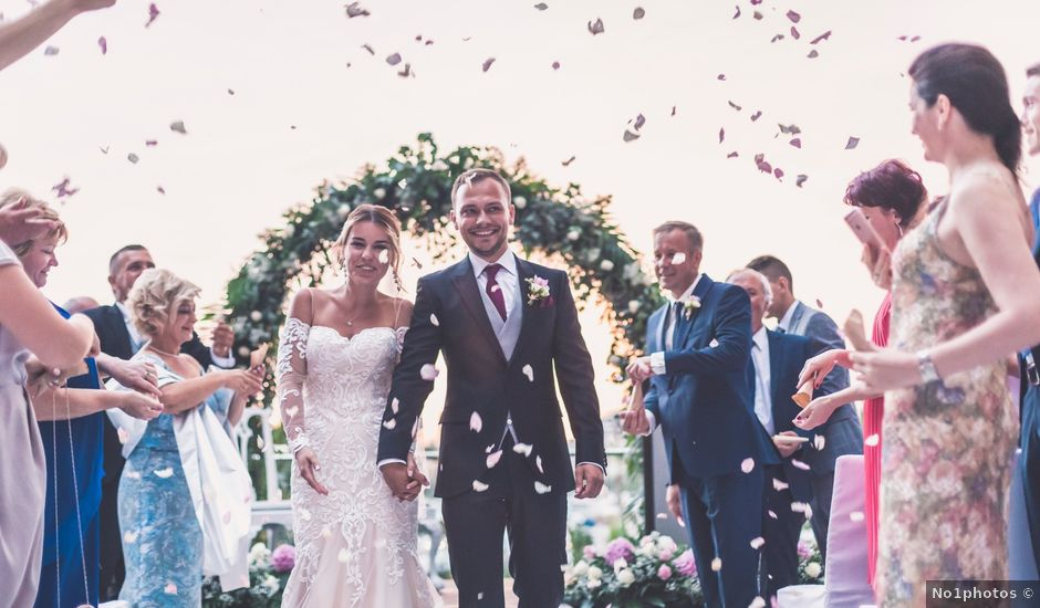 La boda de Denys y Vera en Alacant/alicante, Alicante