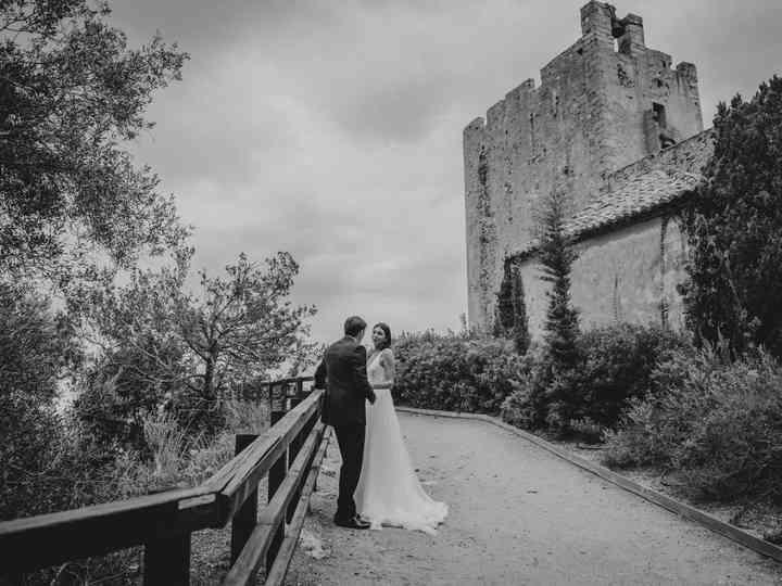 La boda de Lore y Xavi