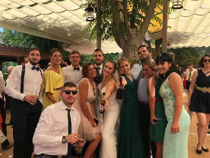 La boda de Rubén y Arancha