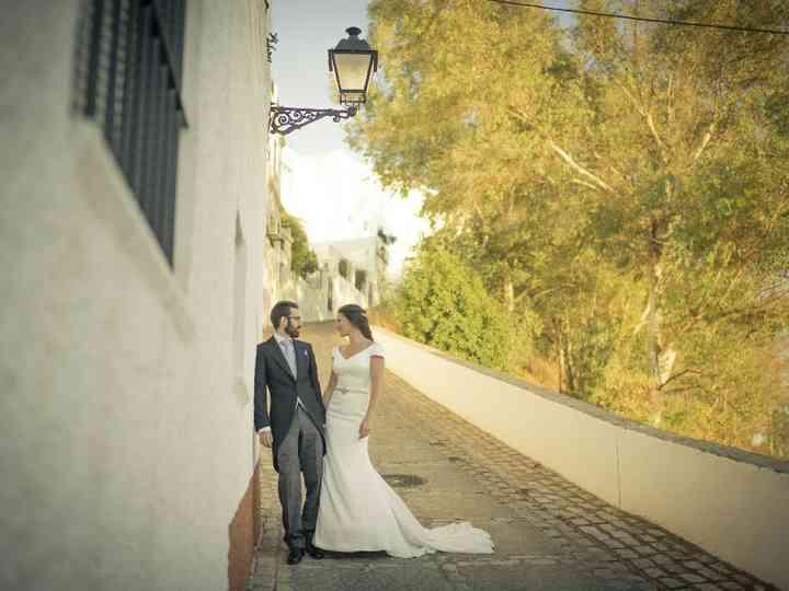 La boda de Priscila y Julio