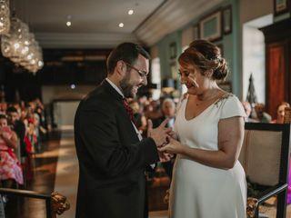 La boda de Rebeca y Juanjo