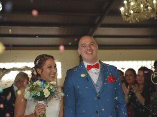 La boda de Ainhoa y Jose Mari