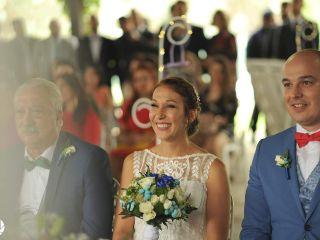 La boda de Ainhoa y Jose Mari 3