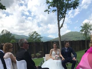 La boda de Cristina y Pol 1