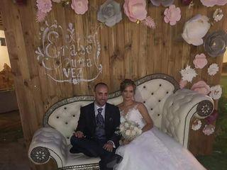 La boda de Gema y Iván  1