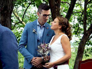 La boda de Aina y Ignasi