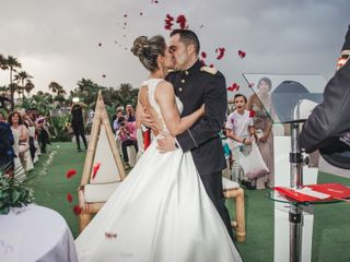 La boda de Santiago y Claudia