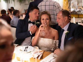 La boda de Eduardo y Cristina 2