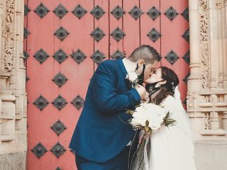 La boda de Jesica y Alberto
