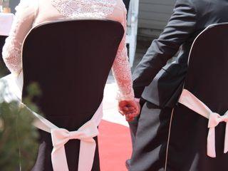 La boda de Rosana  y Antonio 1