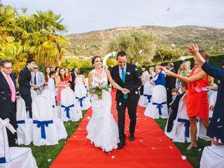 La boda de Alicia y Sergio