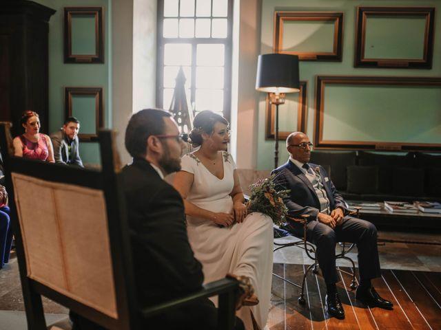 La boda de Juanjo y Rebeca en Cangas De Narcea, Asturias 27