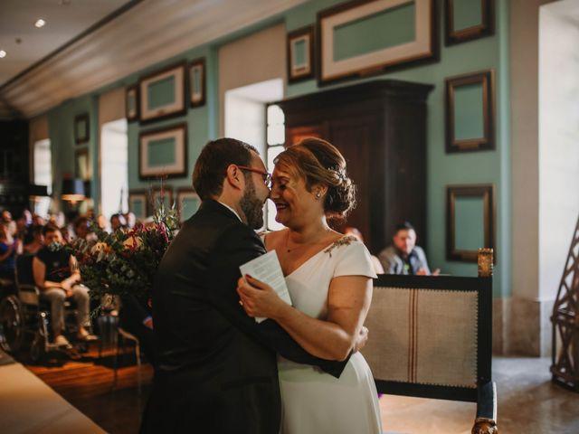 La boda de Juanjo y Rebeca en Cangas De Narcea, Asturias 31