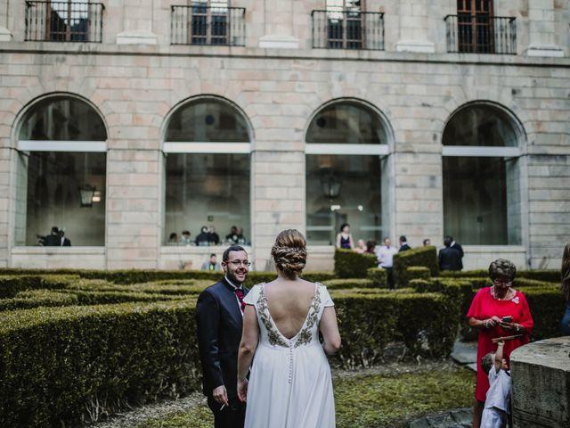 La boda de Juanjo y Rebeca en Cangas De Narcea, Asturias 39