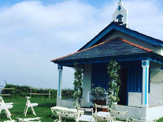 La boda de Luis Ballester Rabasco  y Marina Martínez Martínez  en Cadavedo, Asturias 2