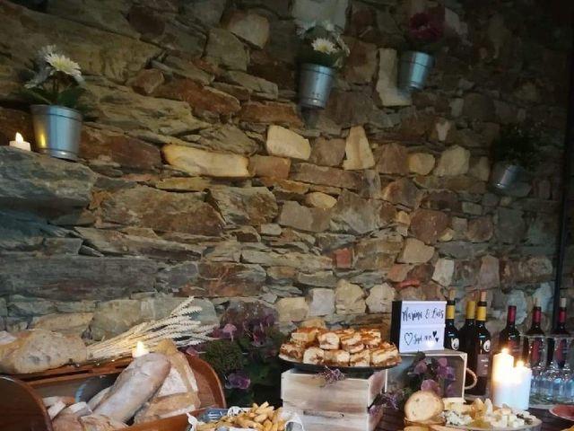La boda de Luis Ballester Rabasco  y Marina Martínez Martínez  en Cadavedo, Asturias 8