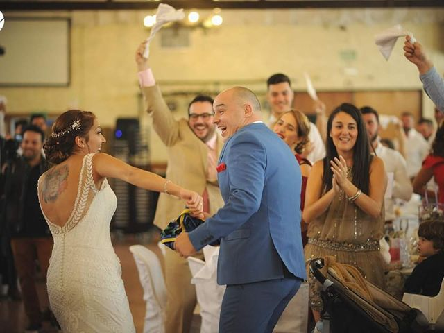 La boda de Jose Mari y Ainhoa en Puerto Real, Cádiz 2